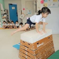 体育の授業